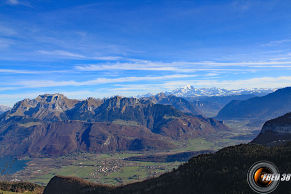 Mont-Blanc.