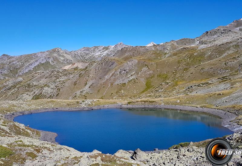 Le lac Rond.