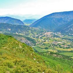 Le village de Serres