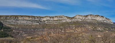Rocher de saint auban photo