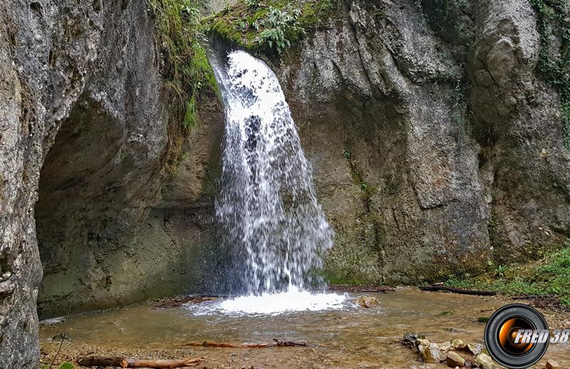 Cascade du Pissoir.
