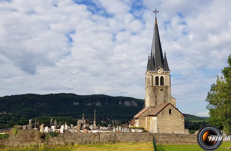 Eglise de Saint-Sorlin.