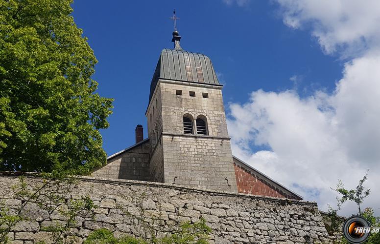 Eglise de Septmoncel.