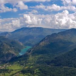 La réserve de Chaudanne.