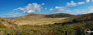 Le plateau de Suech.