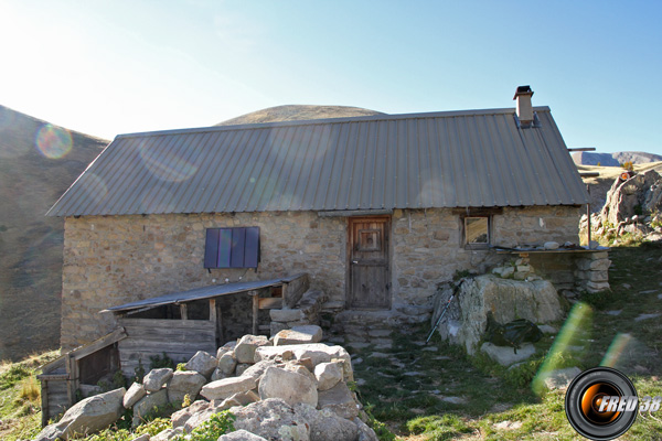 Cabane de chalufy