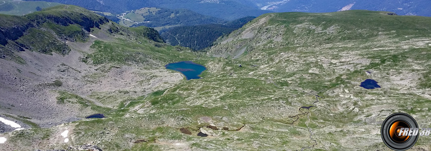Le lac de Brouffier