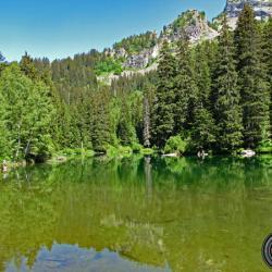 Le lac Pugny