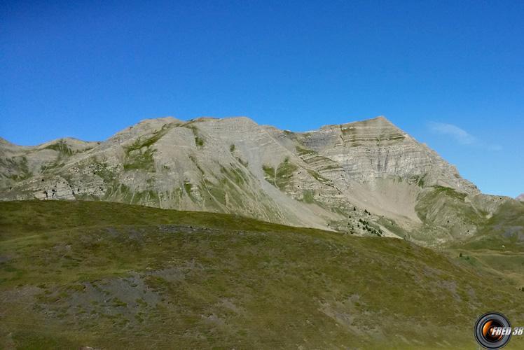 Pointe de l'Eyssina.