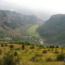 Vallée de Freissinière.