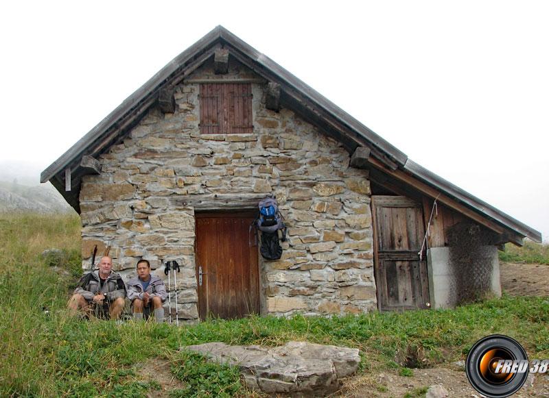 Cabane de Clot Saret.