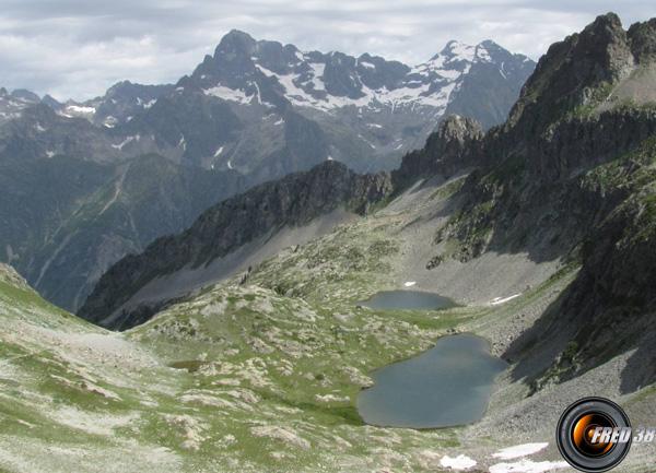 Lacs de Sebeyras,