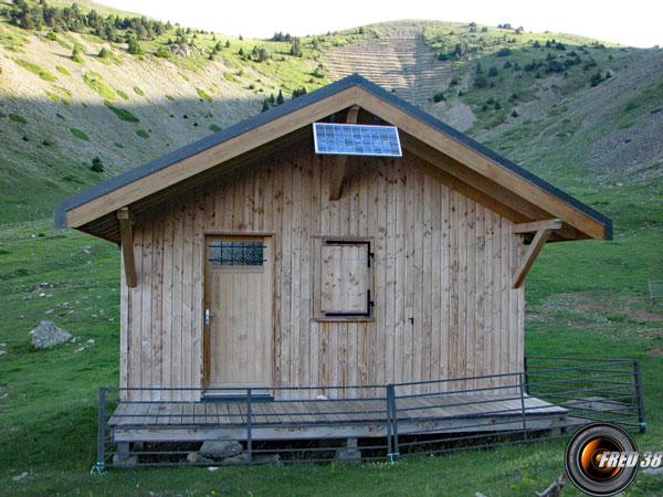 Cabane du Vet.