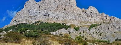 Tour aiguillette du lauzet photo