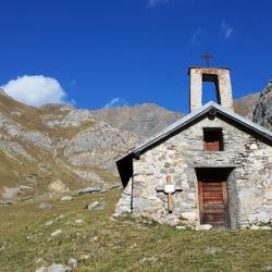 L'Alpe du Lauzet.