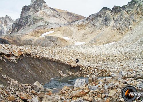 Lac des Glaciers.