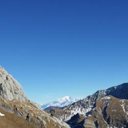 Mont Trélod, Mont-blanc, L'Arcalod