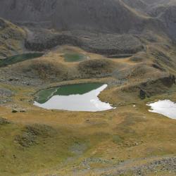 Les lacs de Prals.