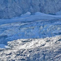 Glacier de la Mariande.