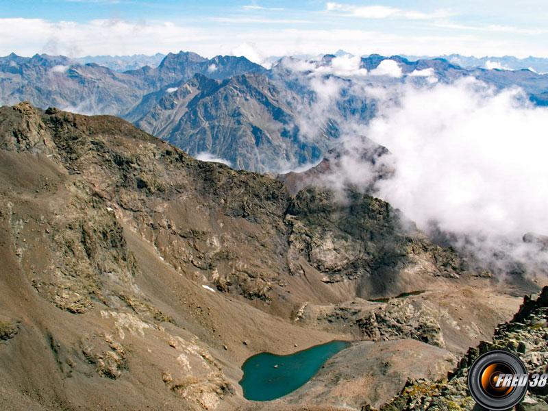 Lac du Mal Cros.