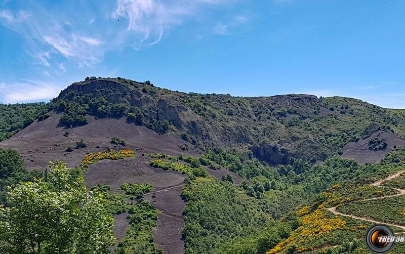 Volcan de chirouse photo