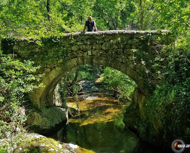 Le vieux pont.
